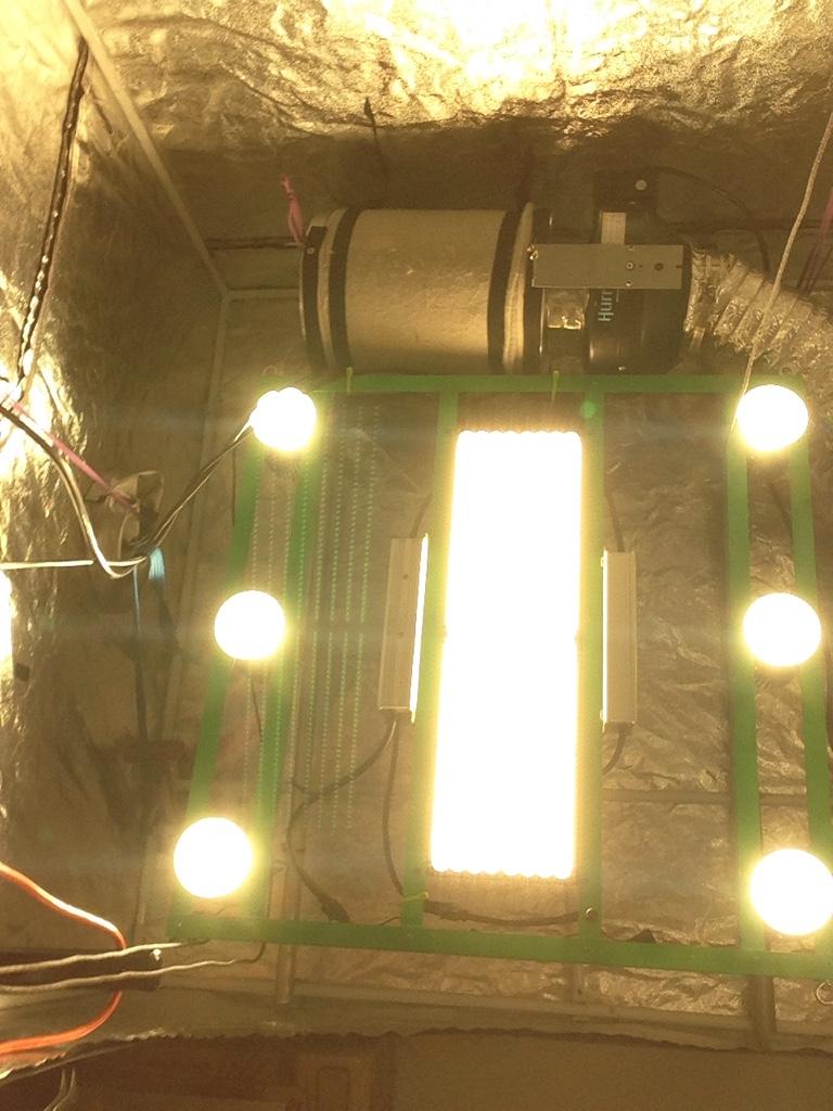 Quantum boards for a 4 x 4 | Grasscity Forums - The #1 Marijuana