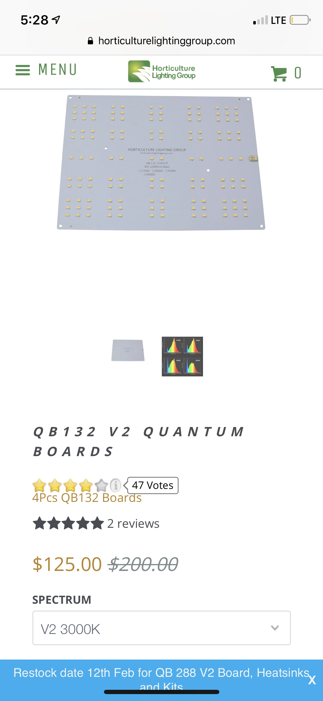 One last confirmation on Quantum Boards  | Grasscity Forums - The #1