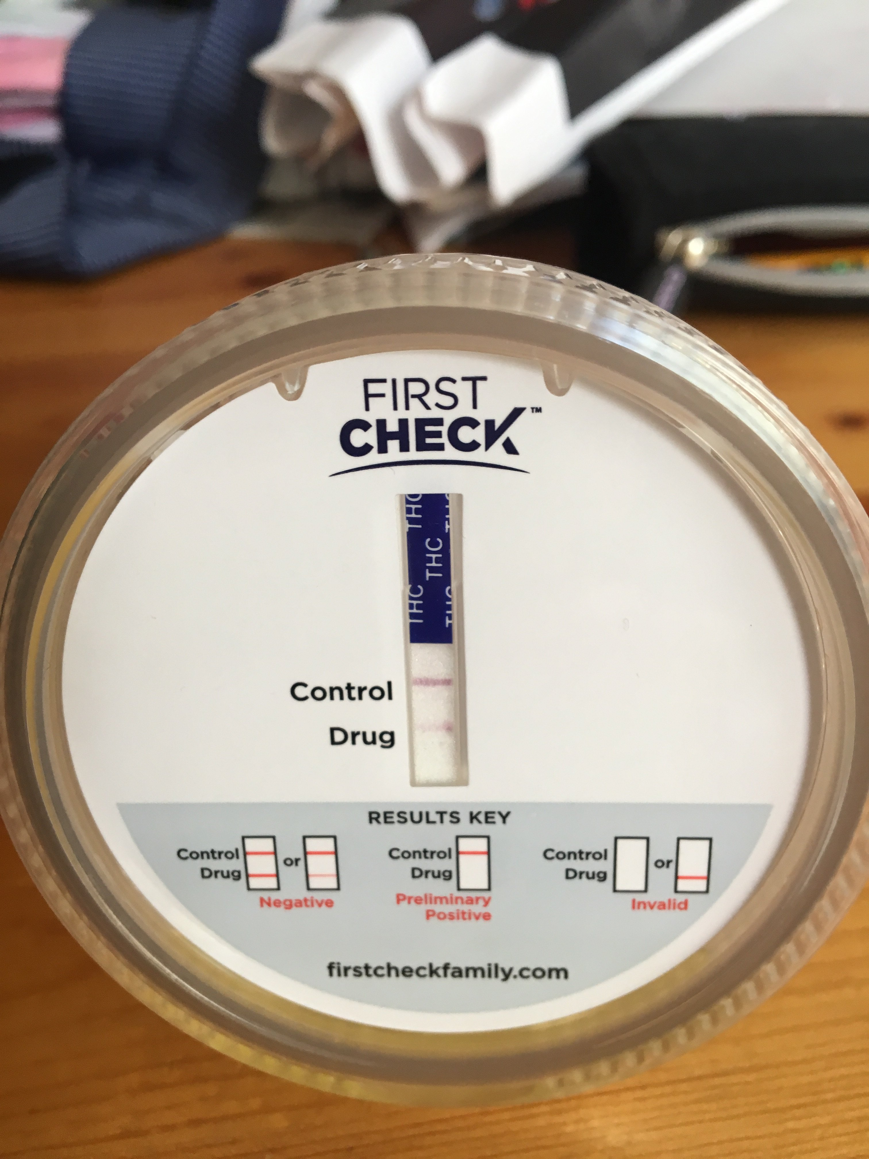 First Check home drug testing kit   Grasscity Forums - The #1